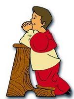 modlitwa ministranta