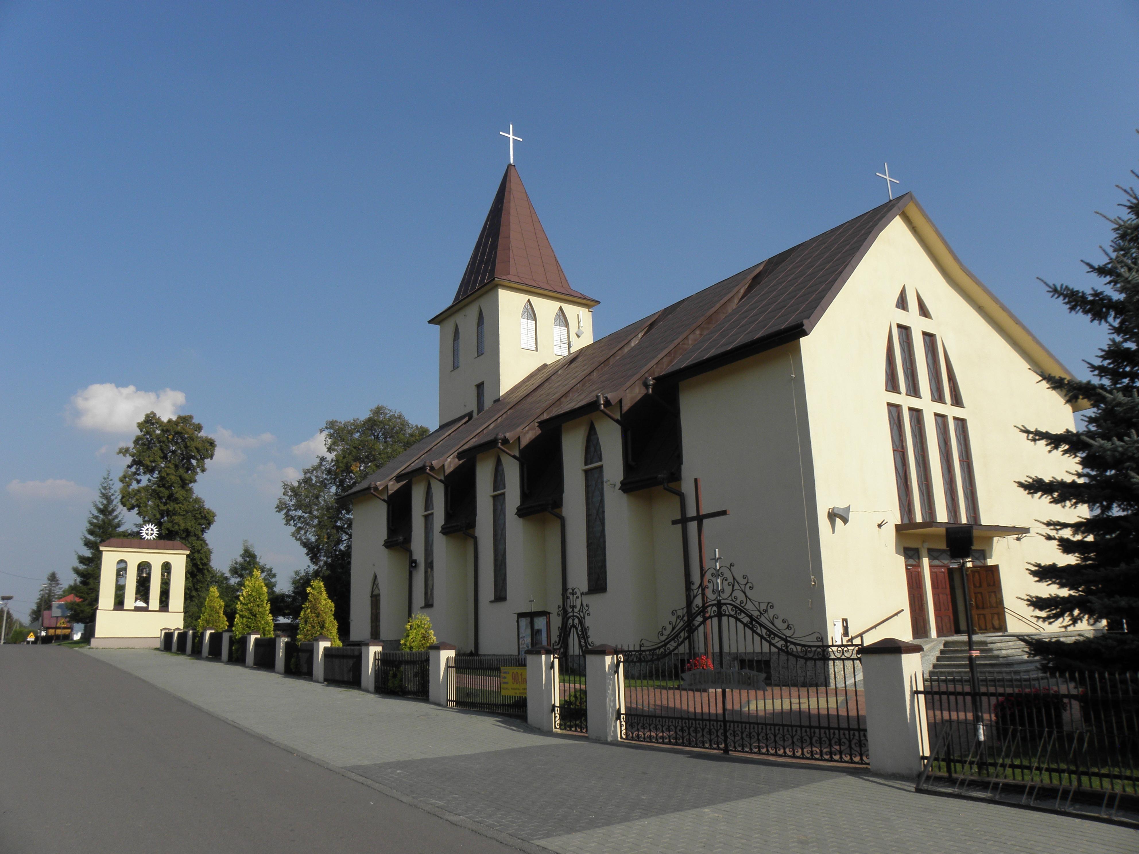 Parafia Załuże